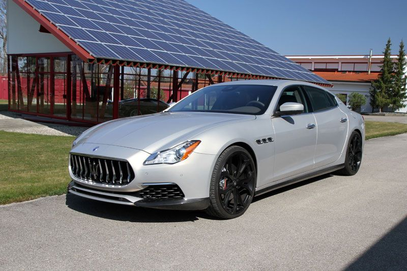 Novitec Maserati