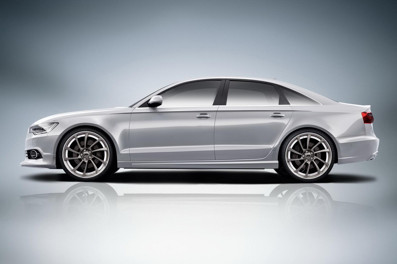 In stock Alert: ABT Sportsline Audi A6 C7 aero kit