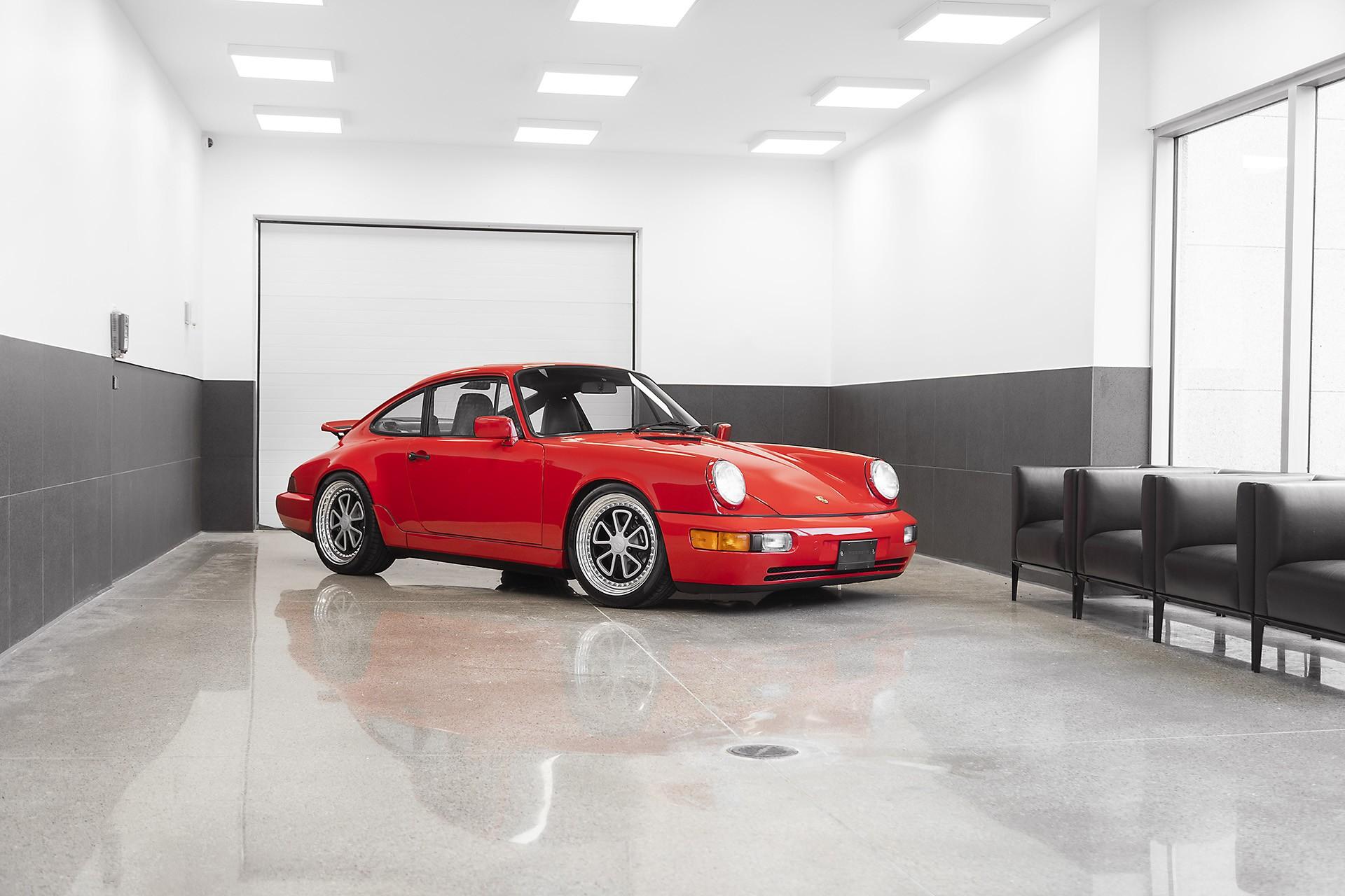 1989 Porsche 911 Carrera C4