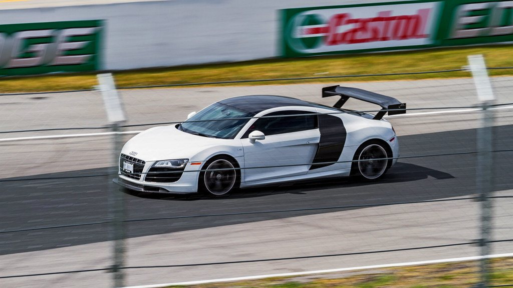 audiontrackday